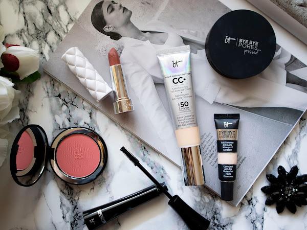Glowy Summer Make-Up mit IT Cosmetics