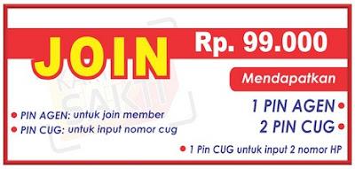 join member kartu sakti