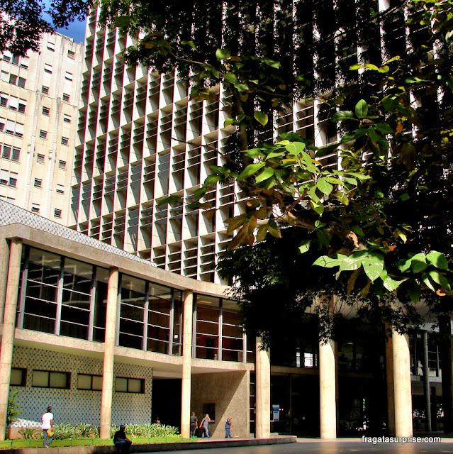 Rio de Janeiro, Palácio Gustavo Capanema