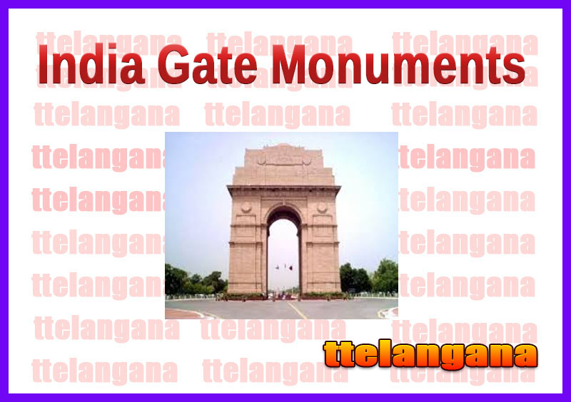 India Gate Monuments