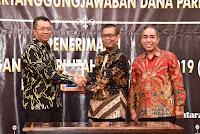 Gubernur NTB Apresiasi LPJ Parpol Raih WTP dari BPK