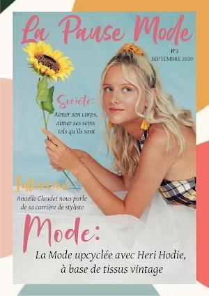 Magazine: La Pause Mode Numéro 3