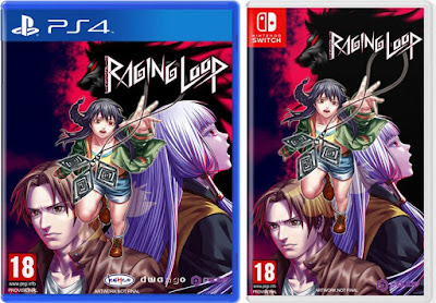 Videojuegos: Review de Raging Loop de Kemco y PQube Limited para Playstation 4
