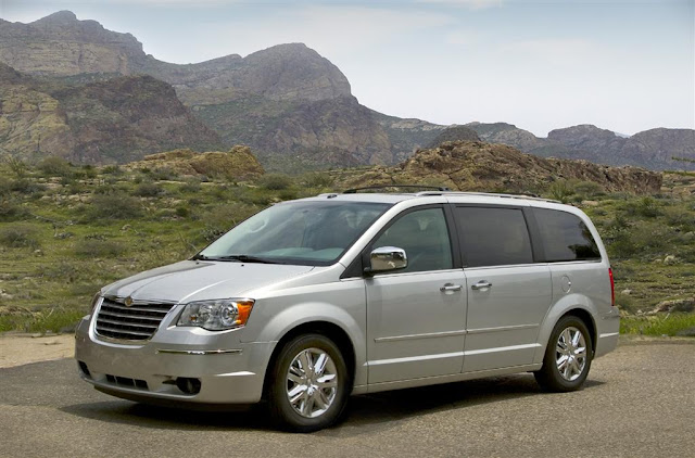 Chrysler Town & Country recall