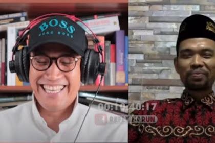 UAS Tak Kecewa Dukung Prabowo: Saya Tidak Ngefans Orang