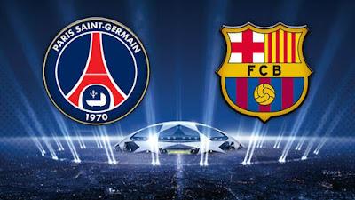 مباراة برشلونة وباريس سان جيرمان  barcelona vs paris بين ماتش مباشر 16-2-2021 والقنوات الناقلة في دوري أبطال أوروبا