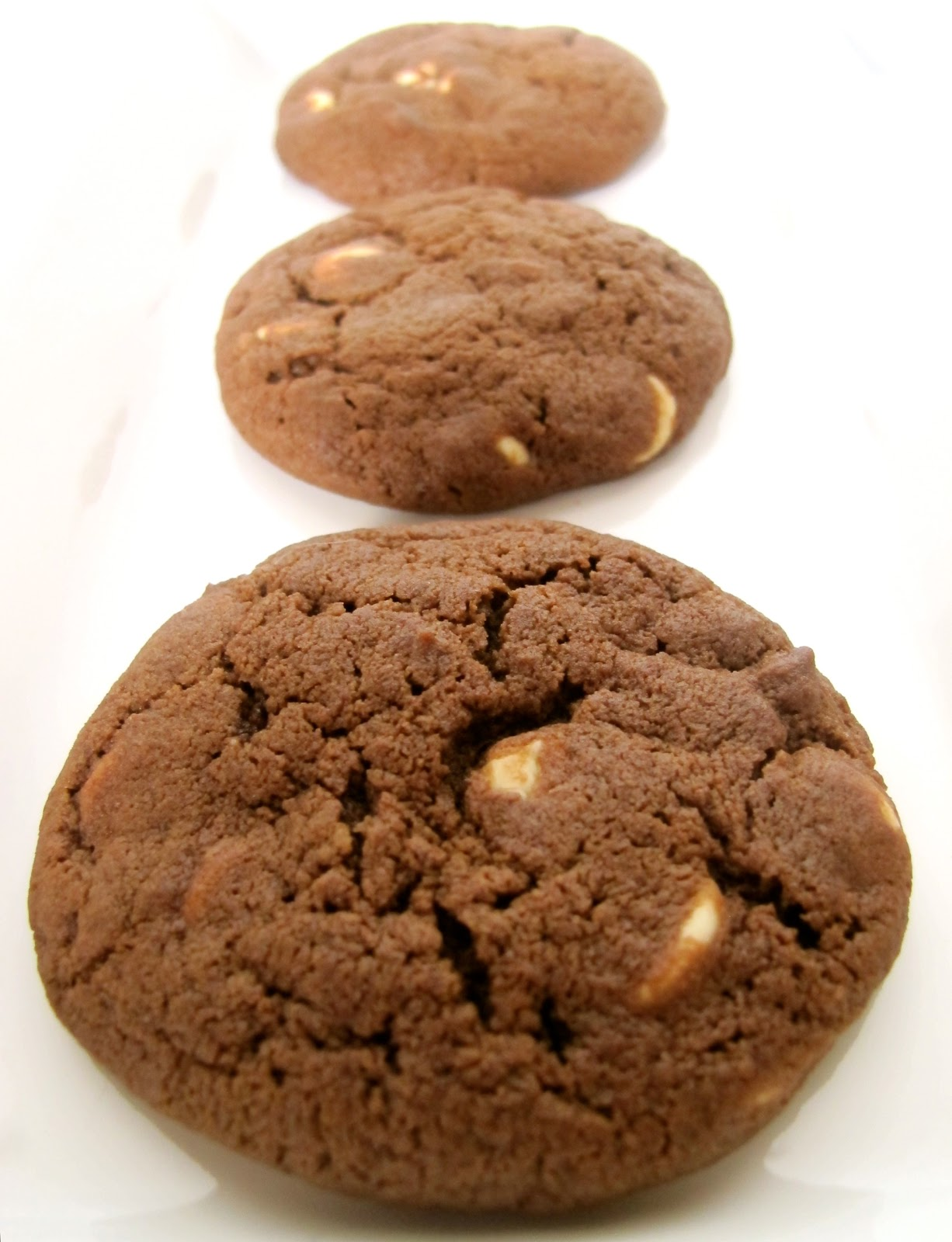 baka med choklad