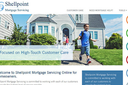 Shellpoint Mortgage Servicing and Various Available Payment Services