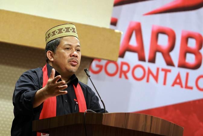 Hmmm... : Apa Perbedaan Jokowi dan Donald Trump? Ini Kata Fahri Hamzah