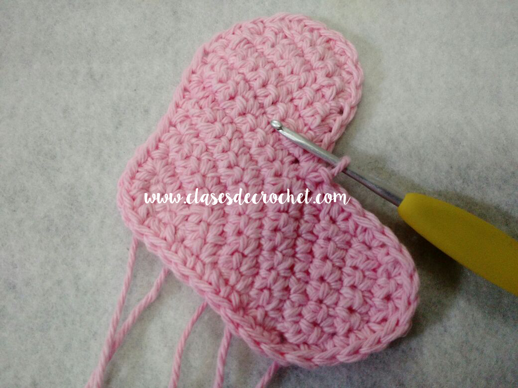 patron de corazon tejido a crochet » 4K Pictures | 4K Pictures [Full ...