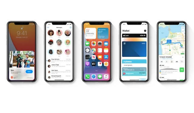 New Most Powerful Productivity Features of iOS 14