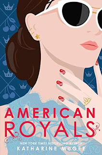 American Royals by Katharine McGee cover