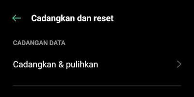cara backup data smartphone