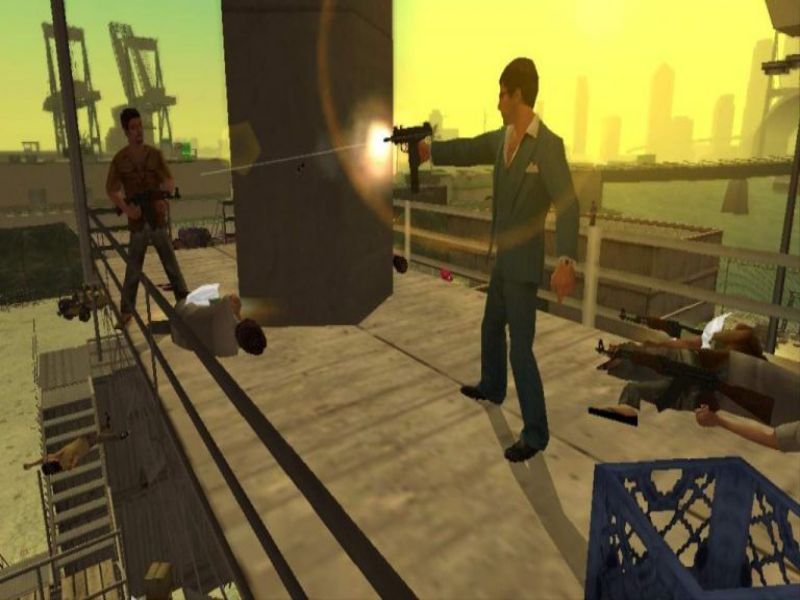 Scarface The World Is Yours Highly Compressed Free Download