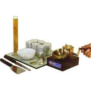 JUAL LIQUID LIMIT DEVICE (SO-311 B)/ Atterberg Limit; ASTM D-4318