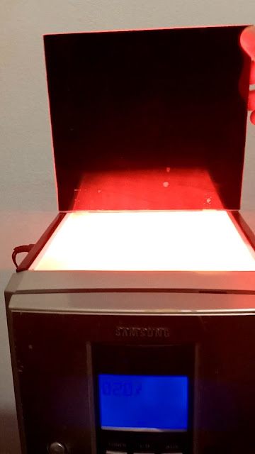 How to make a double sided ultraviolet exposure box for making PCB 5