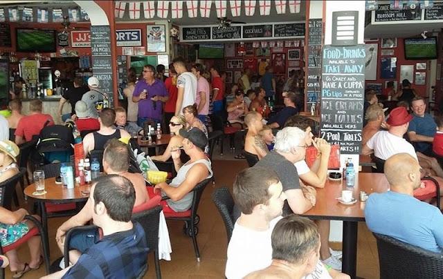 JJ's Sports Lounge em Maiorca