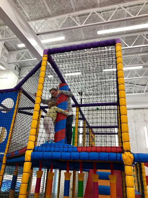 Soft Play at John Bunyan Sports and Fitness, Bedford