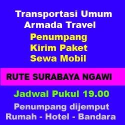 Travel Ngawi