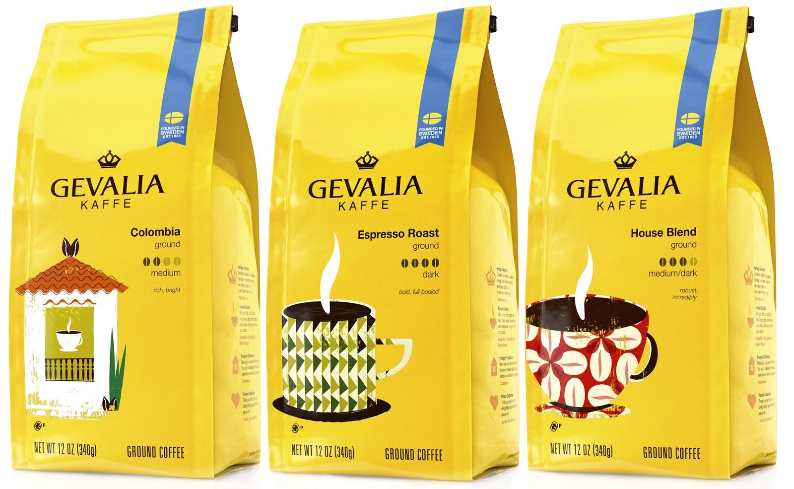 Karen Greenberg for Gevalia Coffee. | Illozoo News