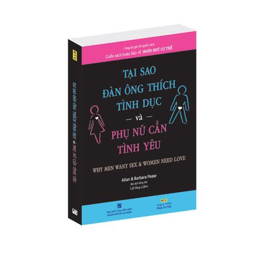 Tại Sao Đàn Ông Thích Tình Dục Và Phụ Nữ Cần Tình Yêu PDF