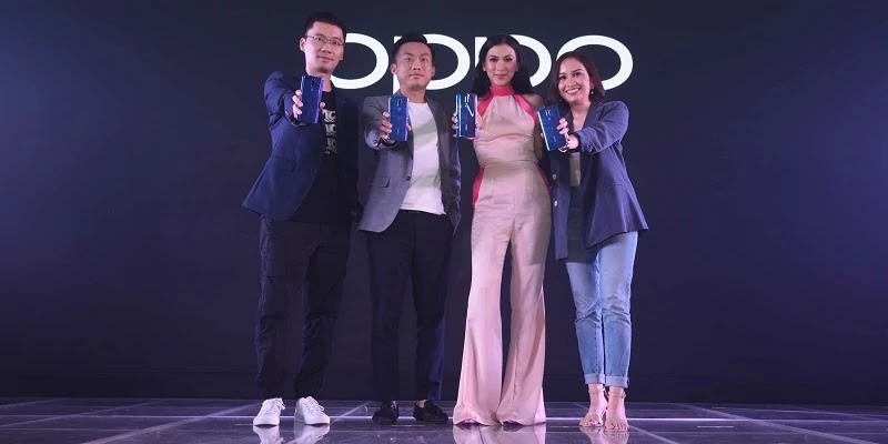 OPPO A Series smartphones officially launches in the Philippines