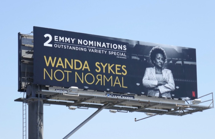 Wanda Sykes Not Normal 2 Emmy nominations billboard