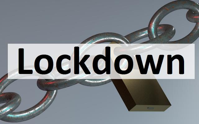 Memahami Arti Kata Lockdown saat keadaan darurat