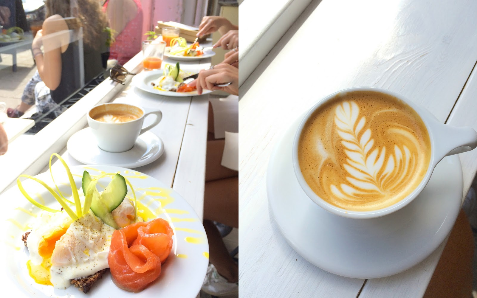 Scandinavian Embassy - Breakfast/brunch