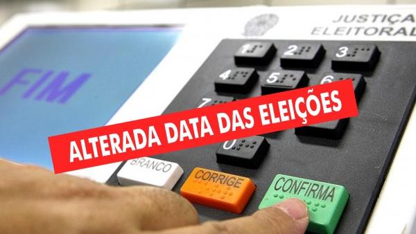 Adiamento das eleições incluiu repasse de R$ 5 bilhões para municípios