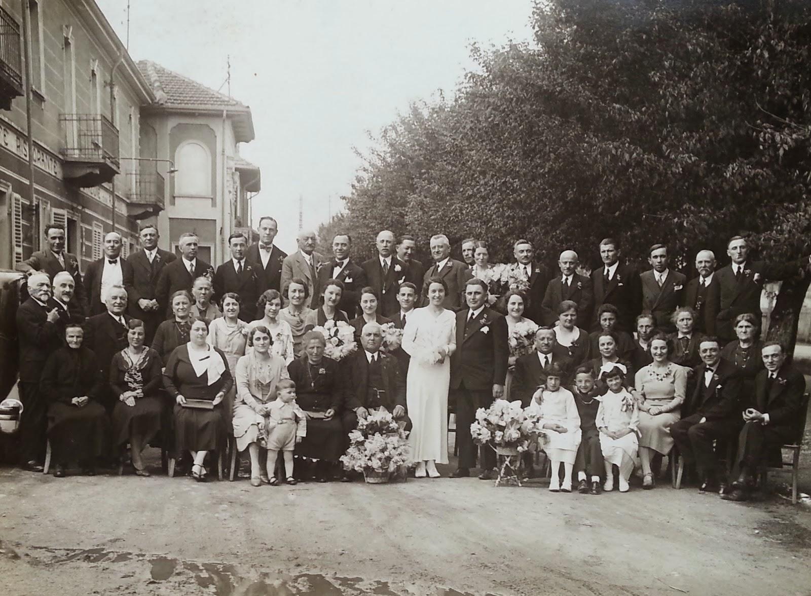 gruppo persone anni 30