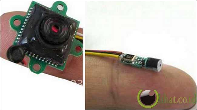 Tiny CMOS Camera