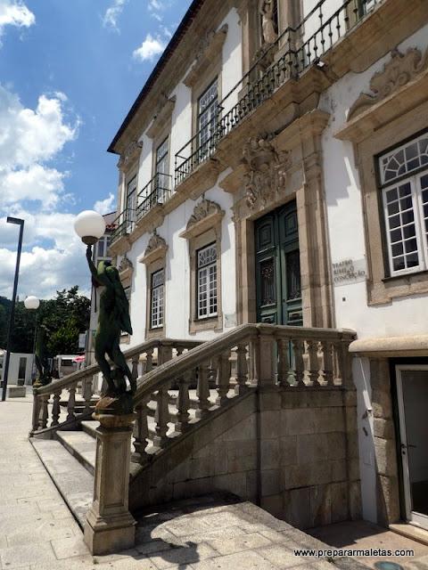 lugares que ver en Lamego en Portugal