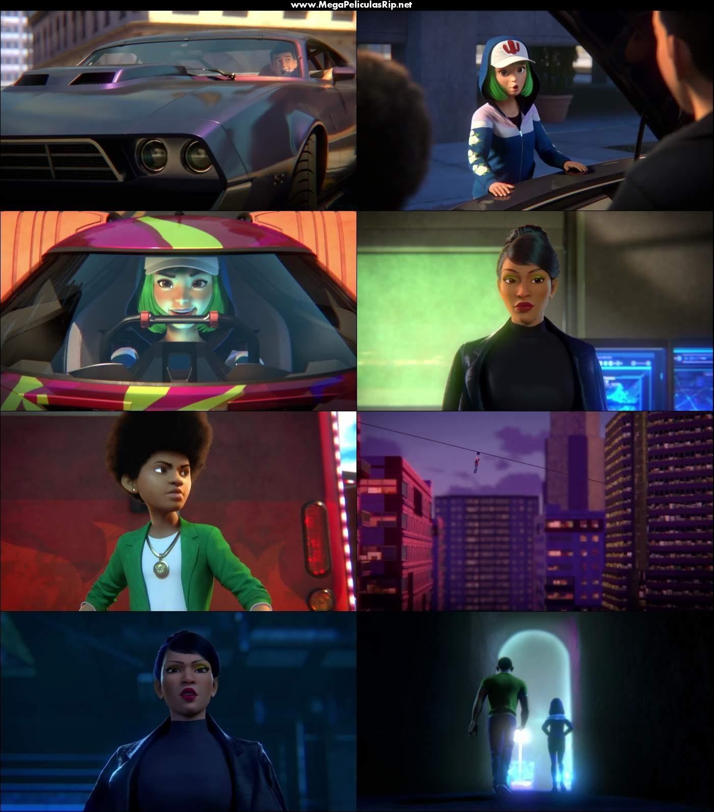 Fast And Furious Spy Racers Temporada 1 720p Latino