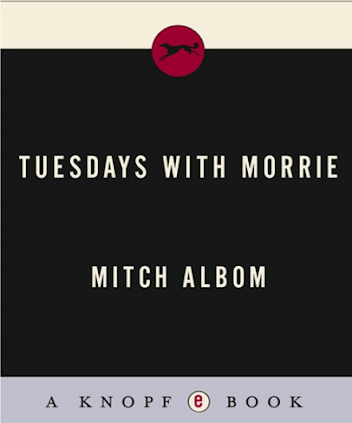 Tuesday With Morrie By Mitch Albom And Jeffrey Hatcher In Pdf