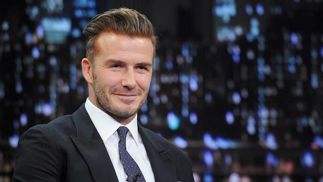 David Beckham – Ex-Jogador de futebol inglês