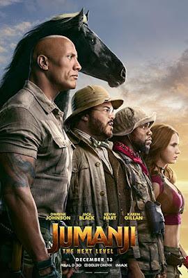 Jumanji The Next Level (2019) Dual Audio [Hindi Clean + English] 720p HDRip Download