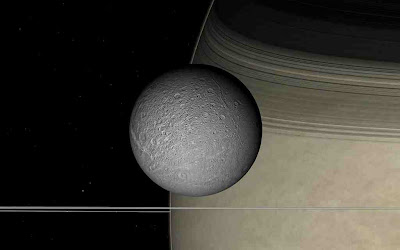 Sciency Thoughts: Saturn's moon Dione found to have an ...