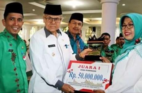Kalumbuak Terbaik 2017, Emzalmi: ABS-SBK Perlu Digali, Dihayati dan Diamalkan