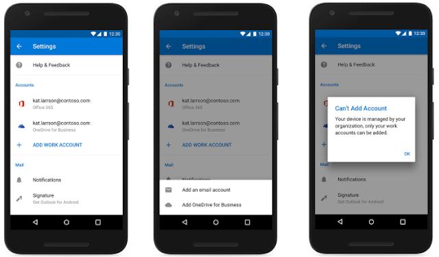 تطبيق Outlook يحصل على خيارات Office Lens الجديدة