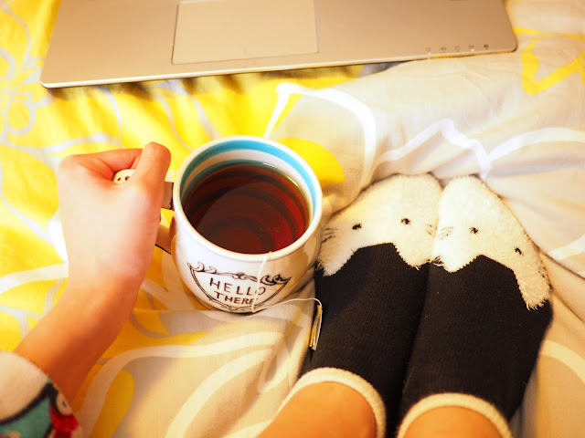 Mug and Socks