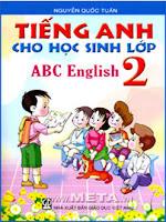 Tiếng Anh cho học sinh lớp 2, ABC English 2