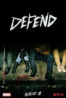 The Defenders Series Poster 1