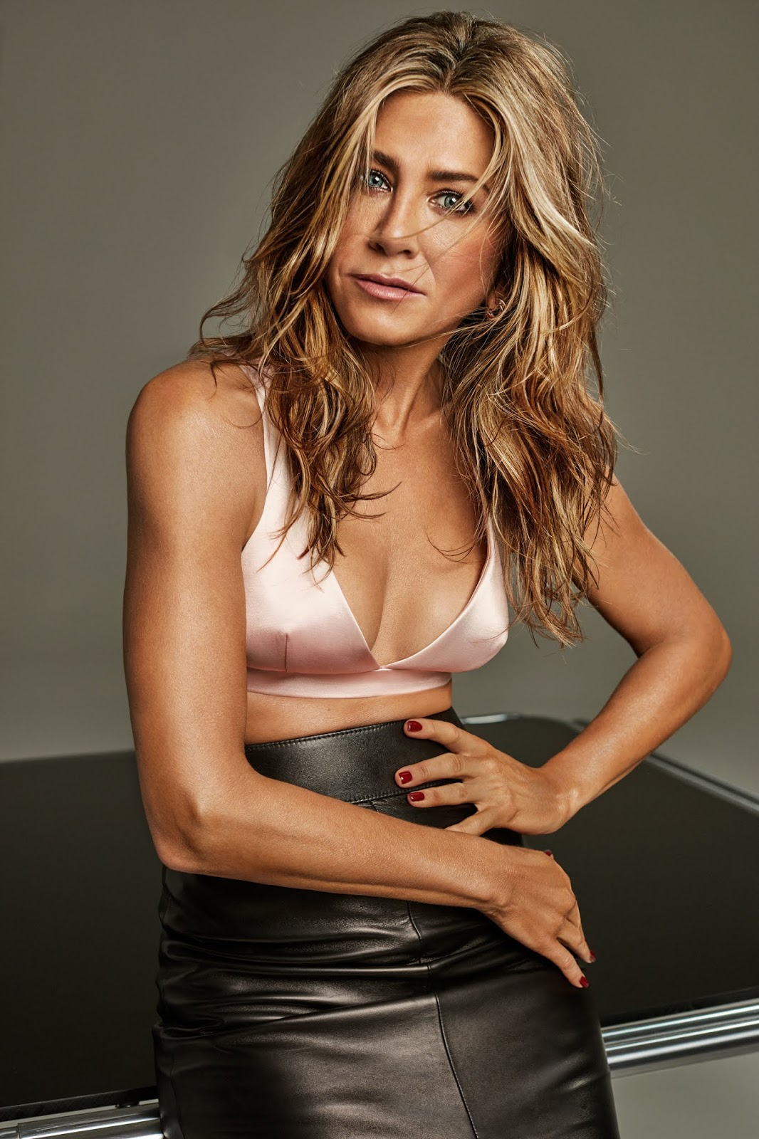 Jennifer Aniston by Alique, Interview, March 2020