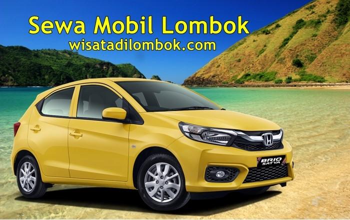 Rental Mobil Brio Di Lombok