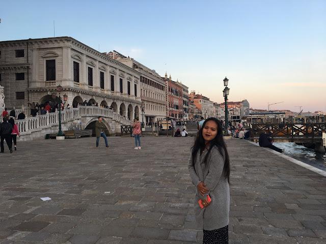 Poszukując raju w Wenecji