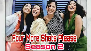 Four More Shots Please 2 Web Series Amazon Prime Videos