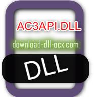 AC3API.dll download for windows 7, 10, 8.1, xp, vista, 32bit