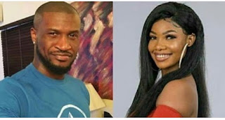Peter Okoye promises to give Tacha the money even if she loses