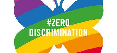 शून्य भेदभाव दिवस का प्रतीक